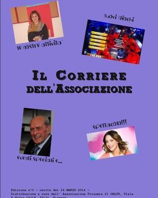 Copertina 5 edizione del corriere