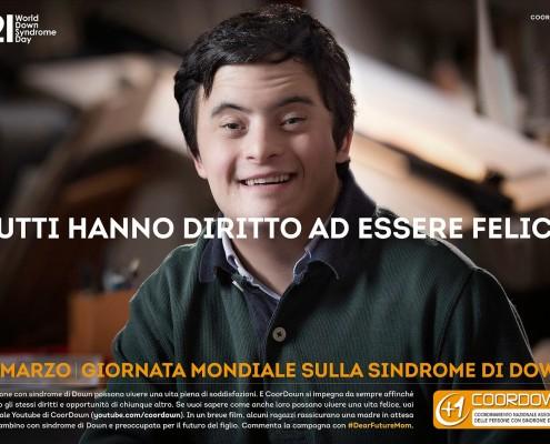 Manifesto Giornata Mondiale Sindrome Down 2014