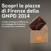 Scopri le piazze di Firenze della GNPD 2014