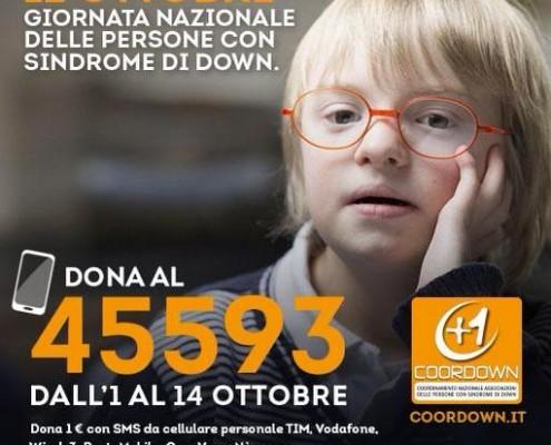 Giornata Nazionale delle Persone con Sindrome di Down 2014