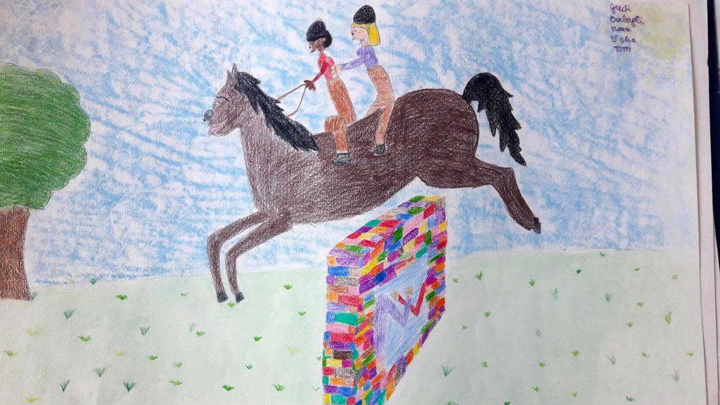 Murales Preguidizi Cavallo Salta