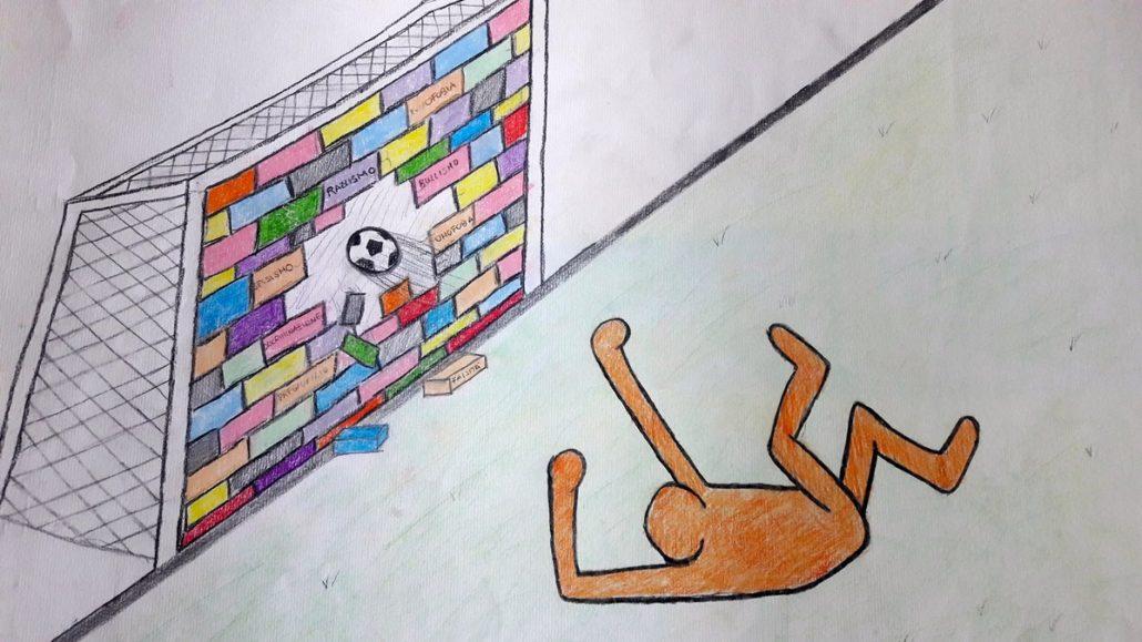 Murales Preguidizi Goal