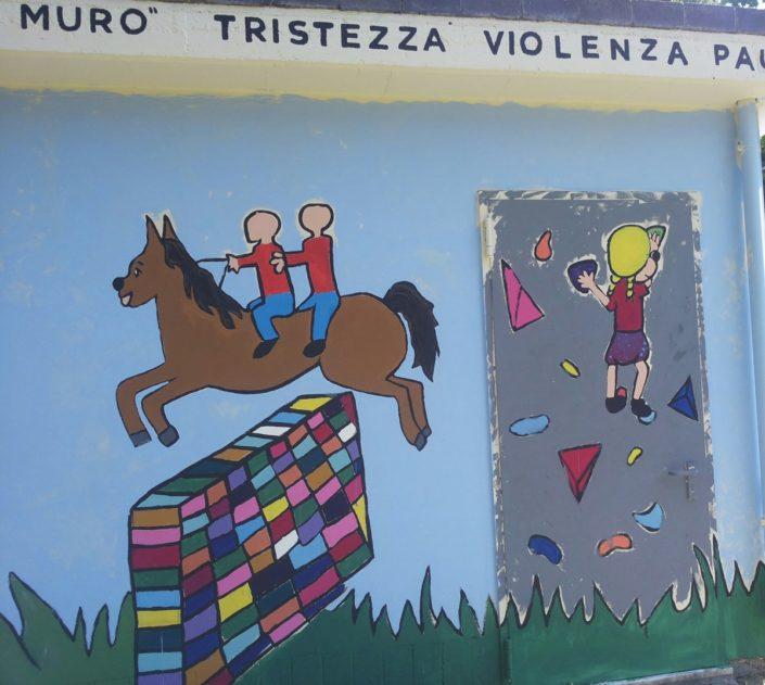 Foto del murales
