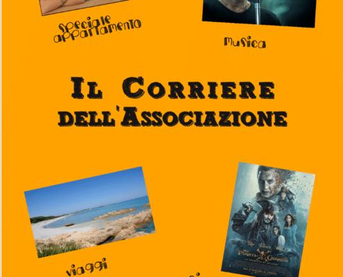 Copertina del Corriere 15 edizione