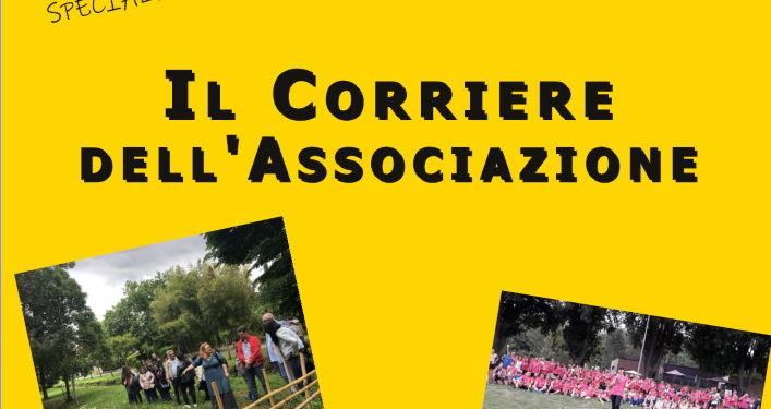 Copertina Corriere dell'associazione 21a edizione