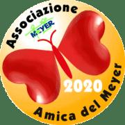 Logo Associazione amica del Meyer 2020