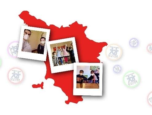 Toscana Zona Rossa COVID